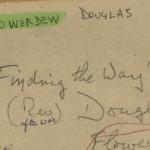 Flowerdew, Douglas with Bethell, Drew